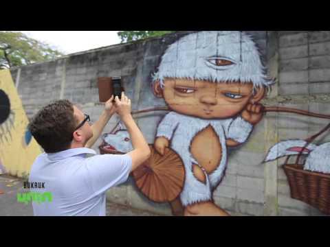 Australian urban innovator Marcus Westbury's discovery of Bangkok's creative district