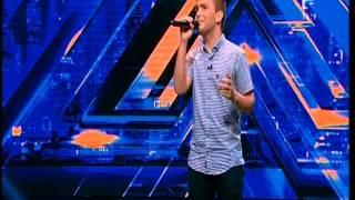 """Direcția 5 - """"O fată ca ea""""! Interpretarea lui Rafaelo Varga, la X Factor!"""