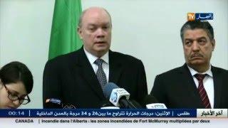 اجتماع اللجنة الجزائرية الكوبية لابرام شراكات جديدة بين البلدين