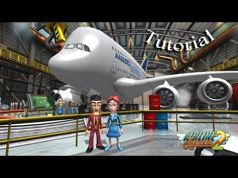Let's Play Airline Tycoon 2 Tutorial Every Beginning Is Easy