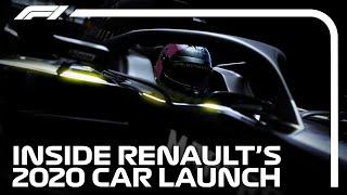 Inside Renault's 2020 Season Launch