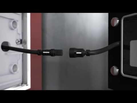 sanit push plate installation movie