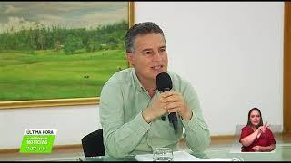 Gobernador anuncia nuevas medidas de restricción - Teleantioquia Noticias