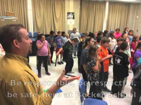 Be Responsible , Be Respectful - A.W. Becker Elementary School