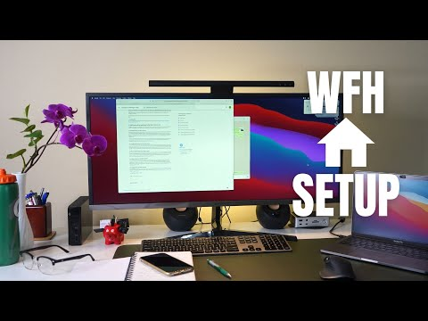 Work From Home: Complete Setup and Accessories for WFH Office