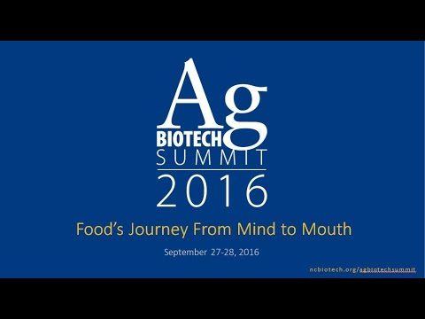 Ag Biotech Summit 2016: Hurdles from Converging Technologies