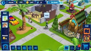 Tom Aglio as Speed in Marvel Avenger's Academy