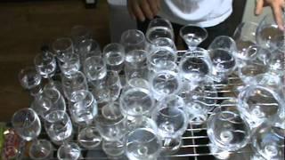 グラスハープでマリオ Mario  GlassHarp