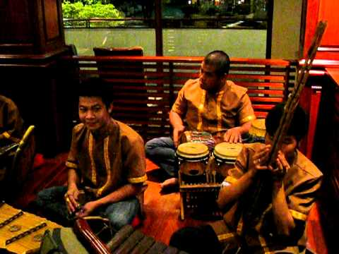 Traditional Lao Music and Dance - Khaen, Xylophone, Percussion