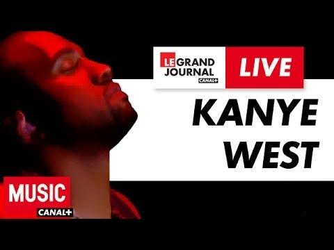 Kanye West - Black Skinhead - Live du Grand Journal