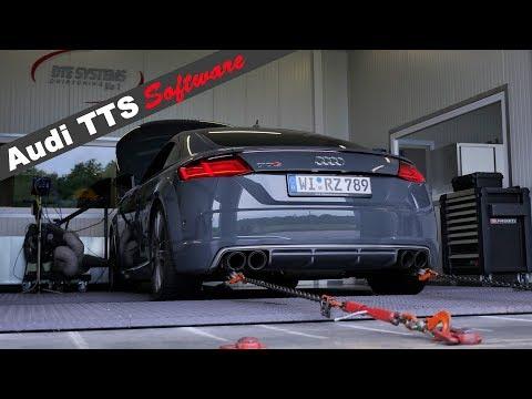 Audi tts Leistungssteigerung  DTE PowerControl X mit Garantie
