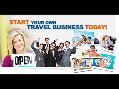 How do you open a travel agency?
