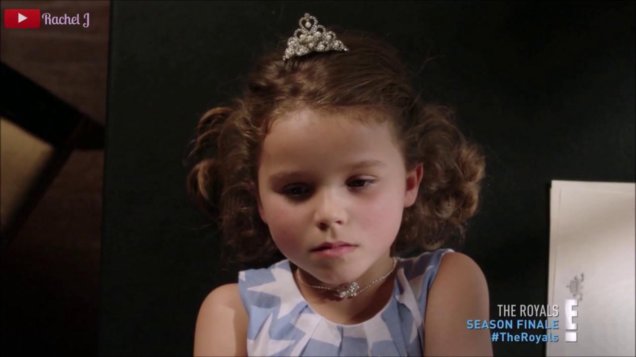 Download HD Sarah Alice saves Jaspenor - SEASON 3 ep 10 - The Royals 3x10