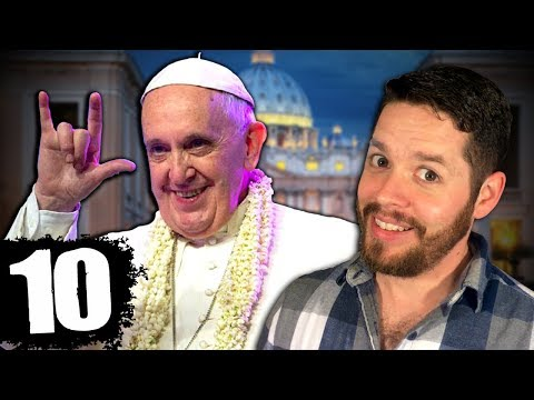 10 Reasons Why I Left the Roman Catholic Church | SHOCKING Confession