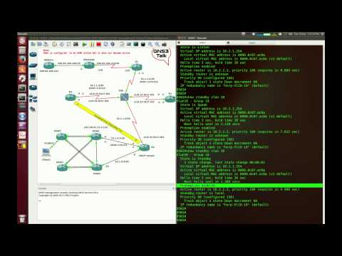 GNS3 Talk - CCNP TSHOOT Problem 02 Explained