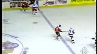 Winnipeg Jets VS Calgary Flames: Last HNIC Broadcast From Winnipeg Arena 04/06/96 - Part 12/15