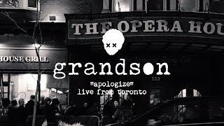 Смотреть клип Grandson - Apologize