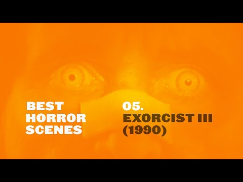 Best Horror Scenes: Exorcist III (1990)