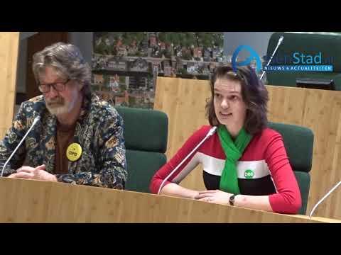Jongeren debat provinciehuis Drenthe
