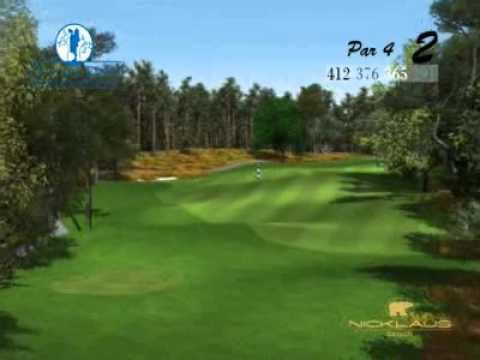 Ocean Edge Resort & Golf Club - Hole 2 Virtual Tour - YouTube