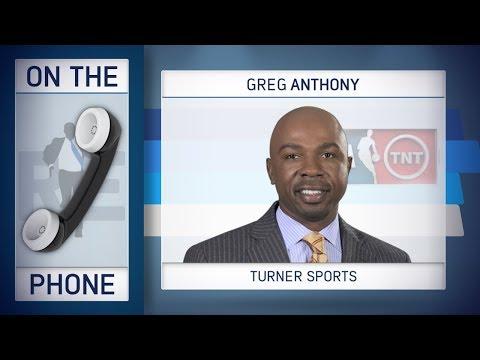 Turner Sports' Greg Anthony Talks Rockets-Warriors, Cavs-Celts w/Rich Eisen | Full Interview