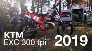 оБЗОР KTM EXC 300 TPI 2019 BY DANILA MIRONOV (HARDENDURO.RU)