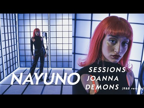 Youtube: JOANNA – Démons (R&B Version) – NAYUNO SESSIONS