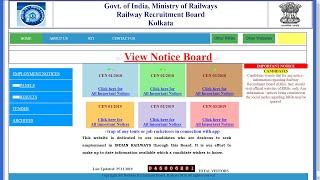 How to fill Post Preference for rrb railway | RRB ALP TECHNICIAN Post Preference Fill | RRB Railway