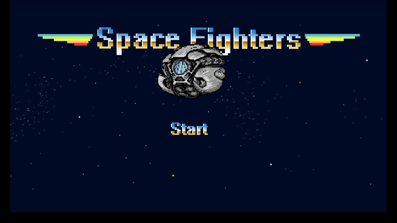 Space And Unity In Art : Space fighters basic pixel art pack for unity asset store