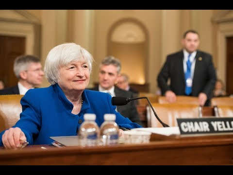 Hearing: The Economic Outlook with Federal Reserve Chair Janet Yellen