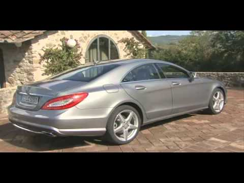 mercedes benz 2012 cls 350 cdi blueefficiency trailer youtube. Black Bedroom Furniture Sets. Home Design Ideas