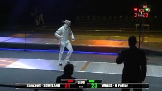 Bronze Medal Match: Scotland v Wales