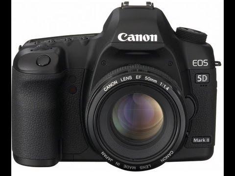 Julian Marinov - Canon 5D Mark II Review - Español