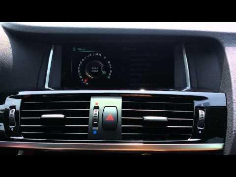 BMW iDrive 4.2 navigation