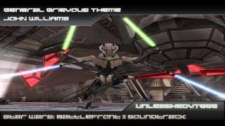 Star Wars: Battlefront II Soundtrack - General Grievous Theme