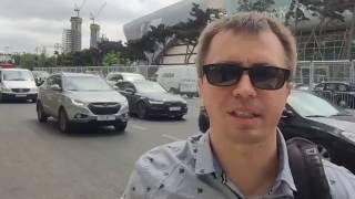 Азербайджан! Баку 2016!  Приморский бульвар!  Аллея кактусов!(ПОДПИСЫВАЙТЕСЬ НА НАШ КАНАЛ