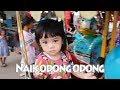 Naik odong odong 👧 Lagu anak anak 💕 pasar malam ⭐ kids toys