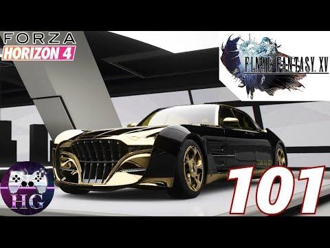 ITA - Forza Horizon 4. Quartz Regalia di FINAL FANTASY XV (quando le dimensioni contano) thumbnail