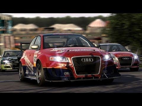 Need for Speed Shift - Test / Review von GameStar.de (Gameplay) [reupload]