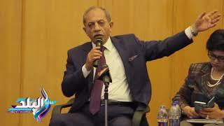 أحمد جاد: «المرأة هي من صنعت أبطال مصر من رجال الجيش والشرطة».. فيديو
