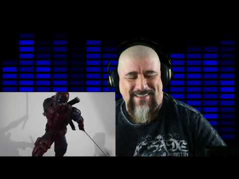Metal Biker Dude Reacts - Crypt - YouTube Cypher Vol. 2