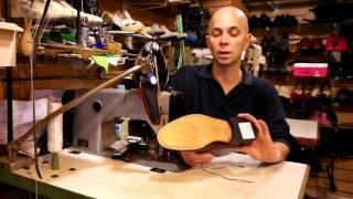 Обувь которая вдохновляет. Видео уроки по ремонту обуви, и изделий из кожи.