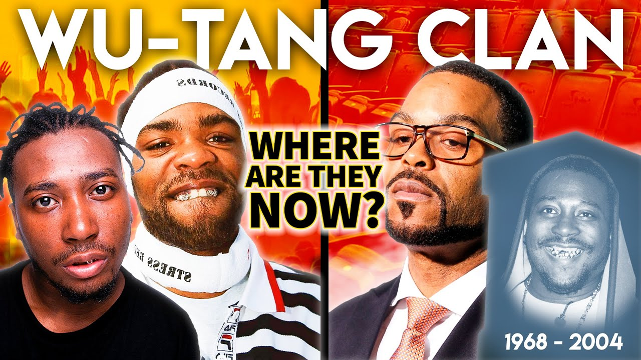 Wu-Tang Clan | Where Are They Now? | The Sad Truth Behind Greatest Hip Hop Group
