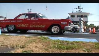 York 30 Beaver Springs 2010 1965 AFX Comet 2nd round elim.wmv