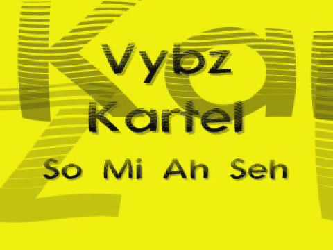 Vybz Kartel - So Mi Ah Seh