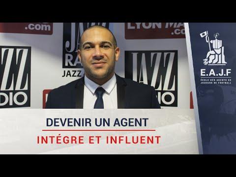 E.A.J.F LYON - Devenir un agent influent et intègre - Interview ÇA JAZZ RADIO LYON