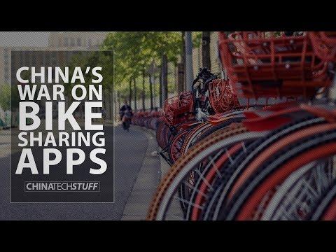 China's Bike-Sharing madness! (OFO vs. MoBike & many others)