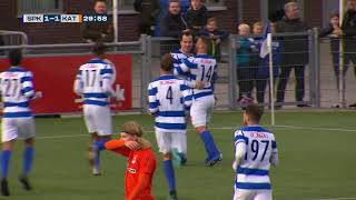 Spakenburg - Katwijk (4-2) | VVKatwijkTV