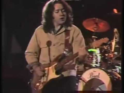 Rory Gallagher - Double Vision, Germany 1982