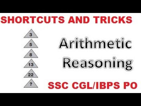 ARITHMETIC REASONING | IBPS PO/CLERK/SSC/CGL/CHSL/RAILWAYS/UPSC